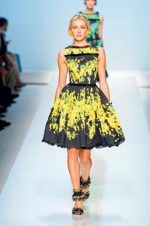 Tendinte fashion primavara vara: Bella Italia!