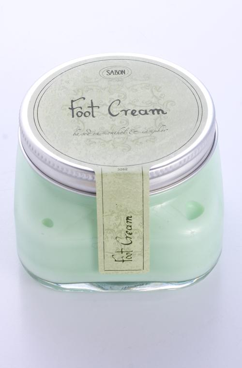 Crema de picioare Sabon
