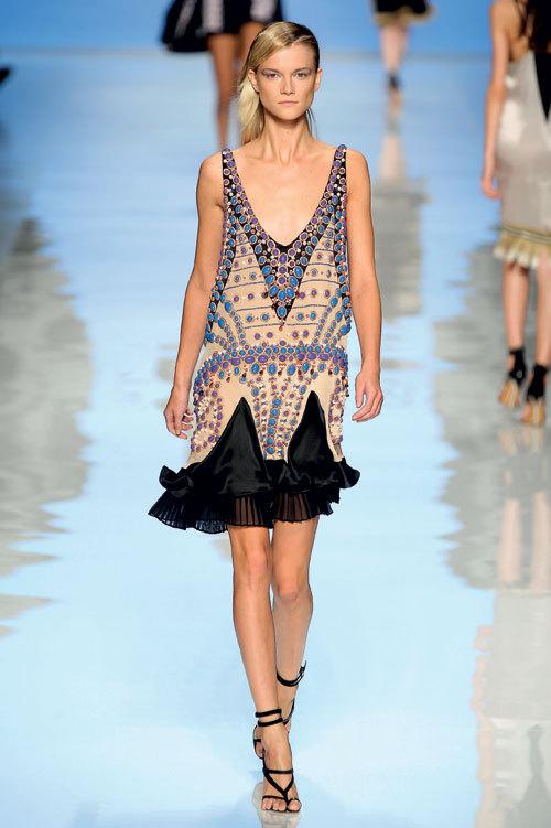 Tendinte fashion primavara vara: Marele Gatsby si tinutele retro