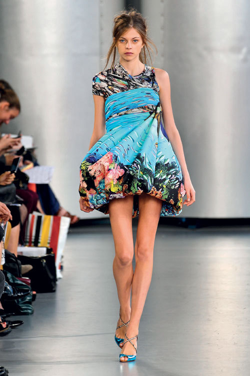 Tendinte moda primavara vara: atlantis