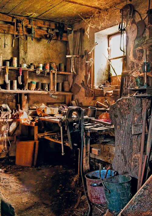MESERII: Mestesugul uitat al vietii
