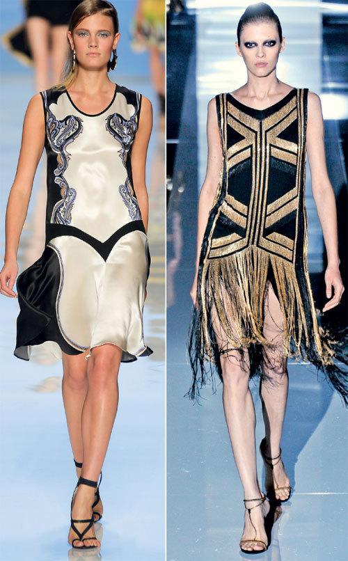 Retro future fashion
