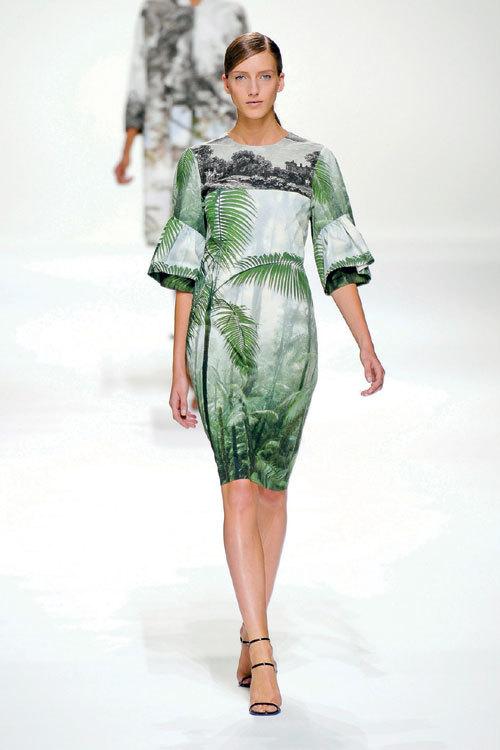 Tendinte fashion primavara vara: imprimeuri