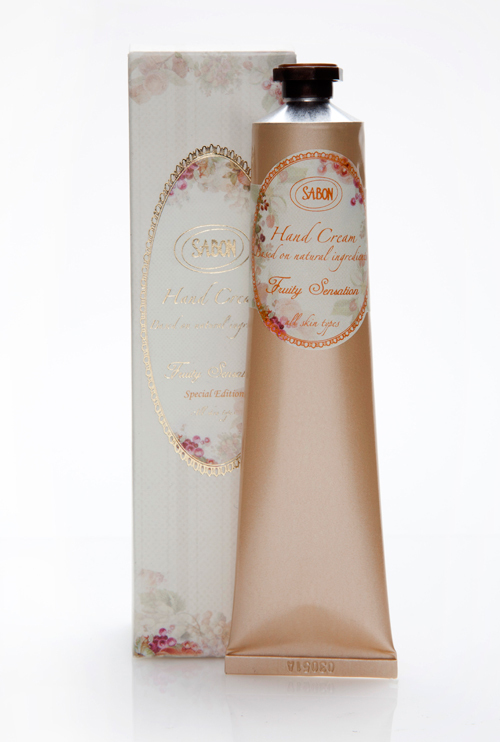 Crema de maini Fruity Sensations, Sabon