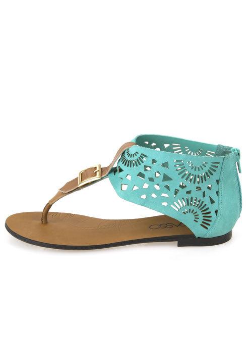 Sandale din piele, Il Passo