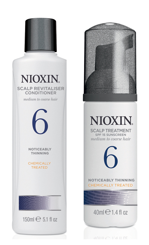 Par mai bogat cu NIOXIN