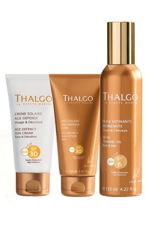 Castiga produse pentru protectie solara Thalgo, oferite de Ecovital