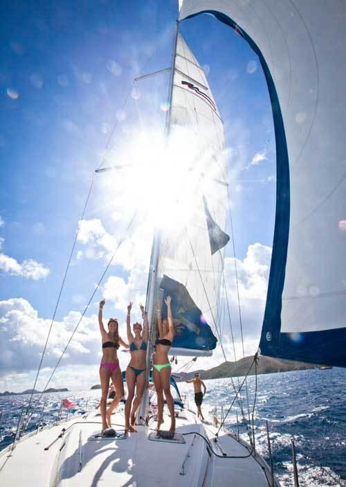 O saptamana de neuitat la The Yacht Week