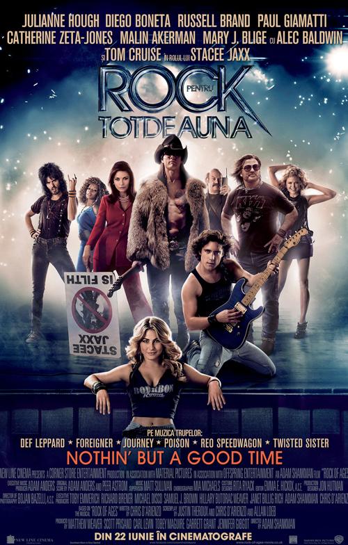 Rock pentru totdeauna (film)