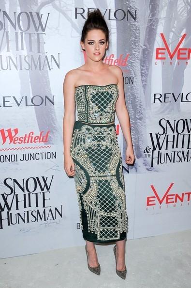 Kristen Stewart, cea mai bine platita actrita de la Hollywood