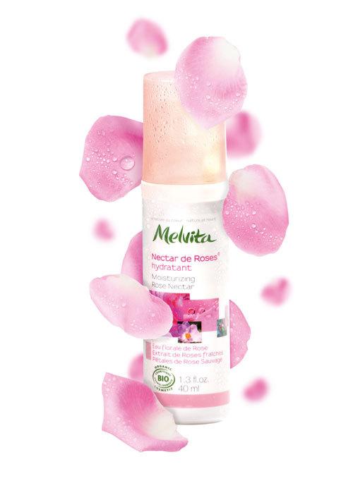 Crema Rose nectar Melvita