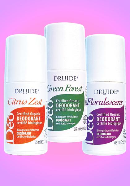 Deodorant bio, Druide