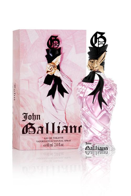 Noul parfum John Galliano Eau de Toilette