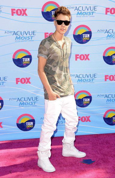Vedete la Teen Choice Awards 2012