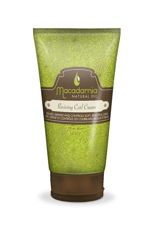 Crema revitalizanta pentru bucle Macadamia Natural Oil