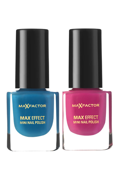 Noua gama Mini Nails, Max Factor