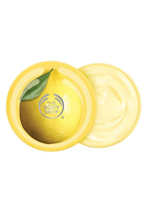 Sweet Lemon Body Butter, The Body Shop