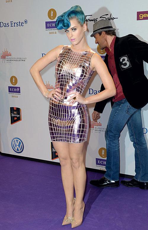Stilul lui Katy Perry