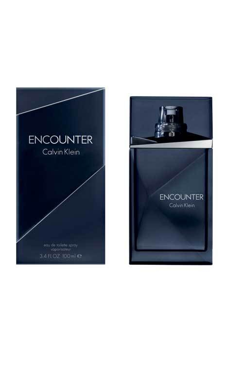 Noul parfum ENCOUNTER, Calvin Klein