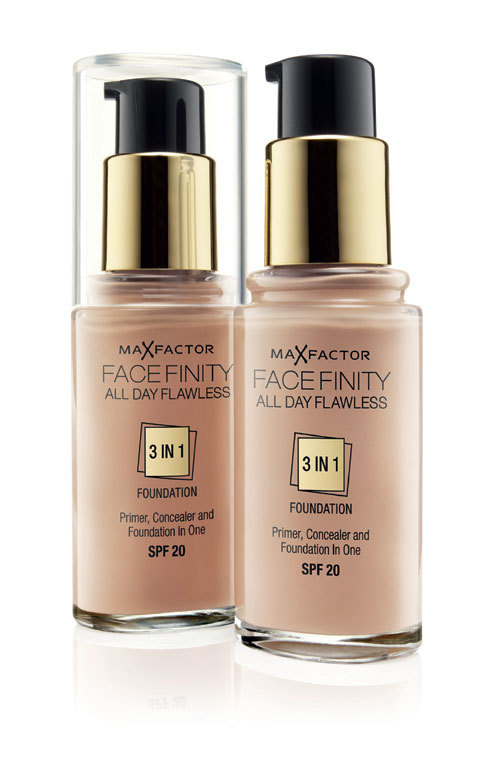 Fond de ten Facefinity All Day Flawless 3-in-1, Max Factor