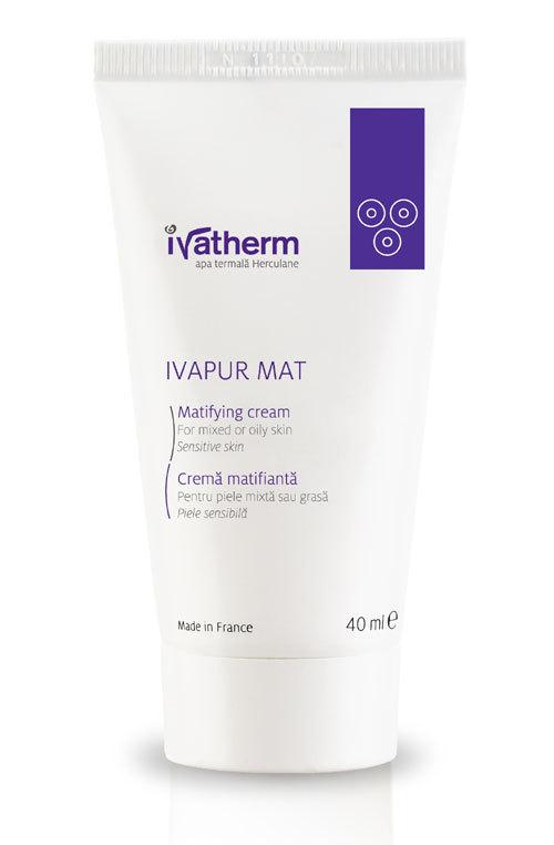 IVAPUR MAT crema matifianta, Ivatherm