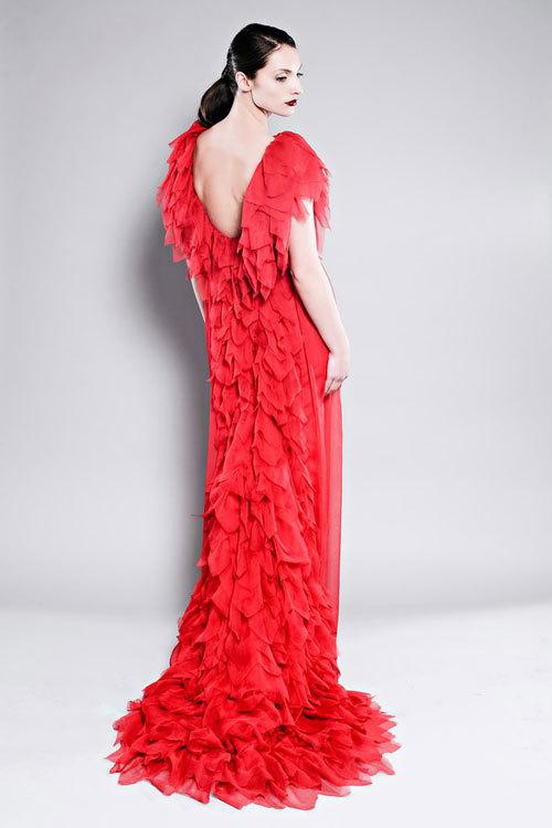 The Swan Lady, colectia Ludmila Corlateanu toamna iarna 2012/2013