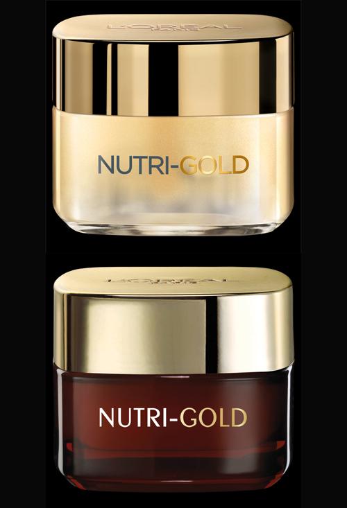 Nutri-Gold, L'Oreal Paris, formula suprema pentru ingrijirea tenului