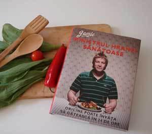 """Interviu cu Jamie Oliver: """"Gatitul este o aptitudine fantastic de utila in viata"""""""