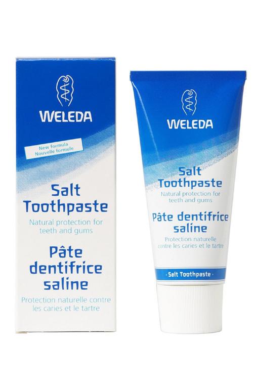 Pasta de dinti naturala cu sare, Weleda