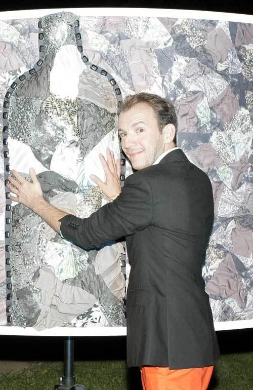 "Stephan Pelger a lansat ""Dress to Dress"", prima sa colectie pret-a-porter"