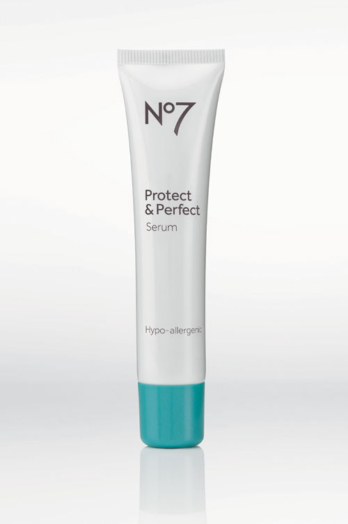 Ser de fata Protect & Perfect Boots No7
