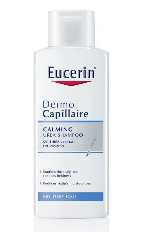 Sampon calmant cu uree Eucerin DermoCapillaire
