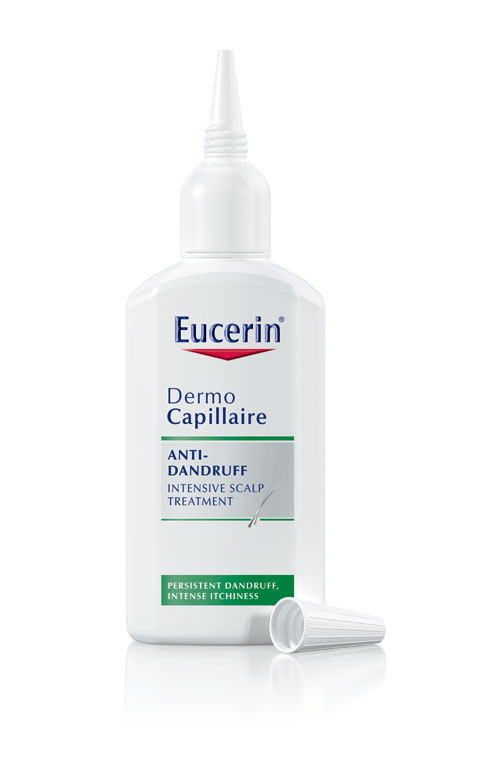 Tratament intensiv antimatreata Eucerin DermoCapillaire