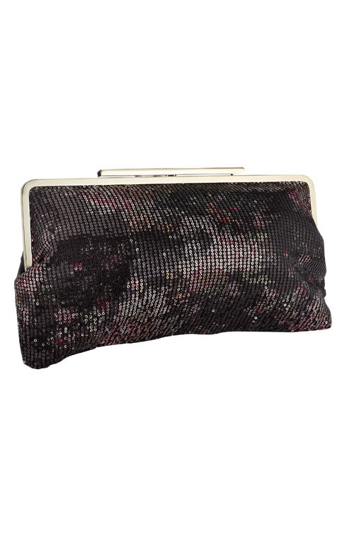 Clutch cu paiete, Accessorize