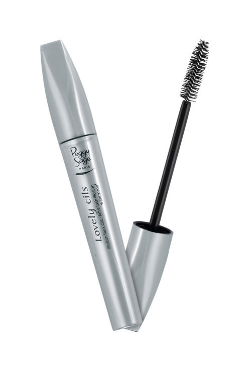 Mascara Lovely Cils waterproof, Peggy Sage