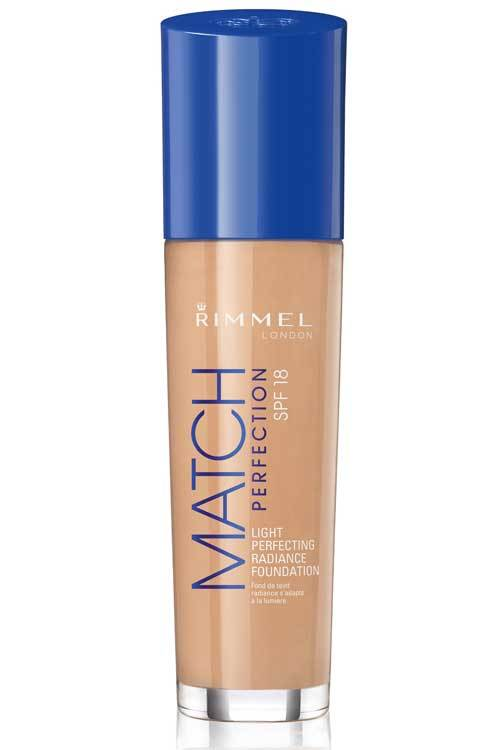 Fond de Ten Match Perfection, Rimmel London