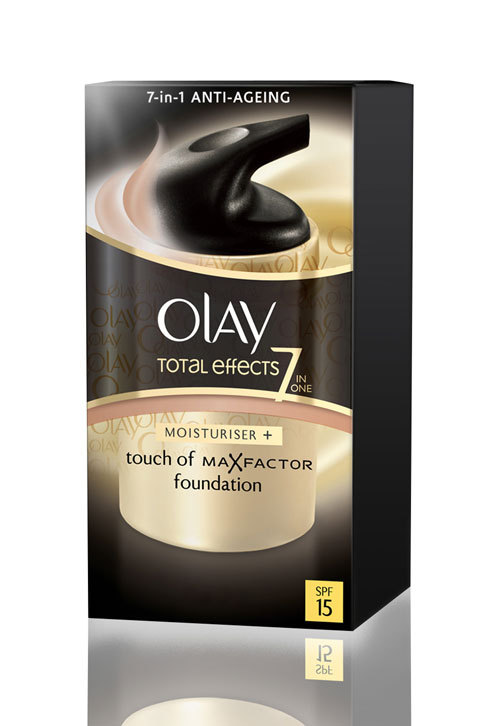 Olay Total Effects Touch of Foundation