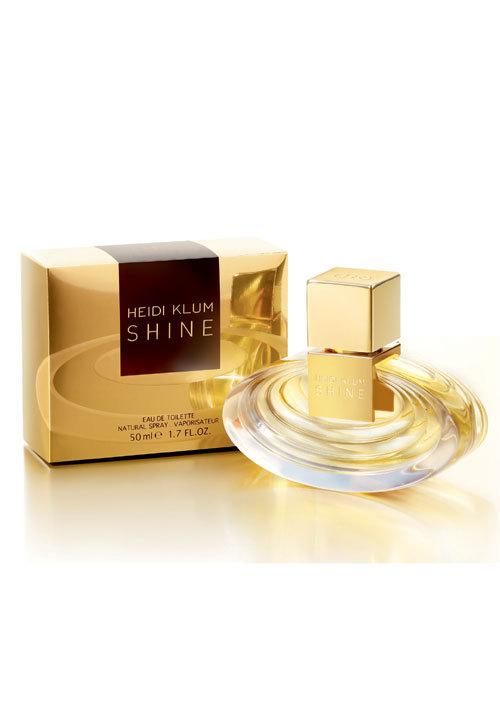 Shine, noul parfum Heidi Klum