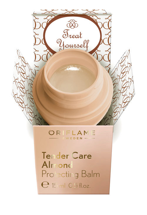 Balsam protector Tender Care Almond, Oriflame