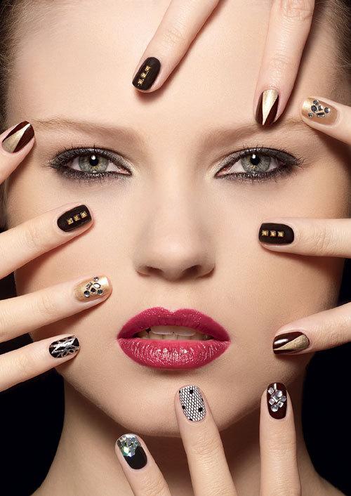 Bold & Beautiful nails