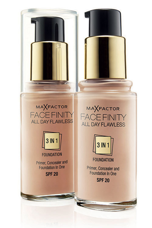 Fond de ten Facefinity All Day Flawless 3 in 1, Max Factor