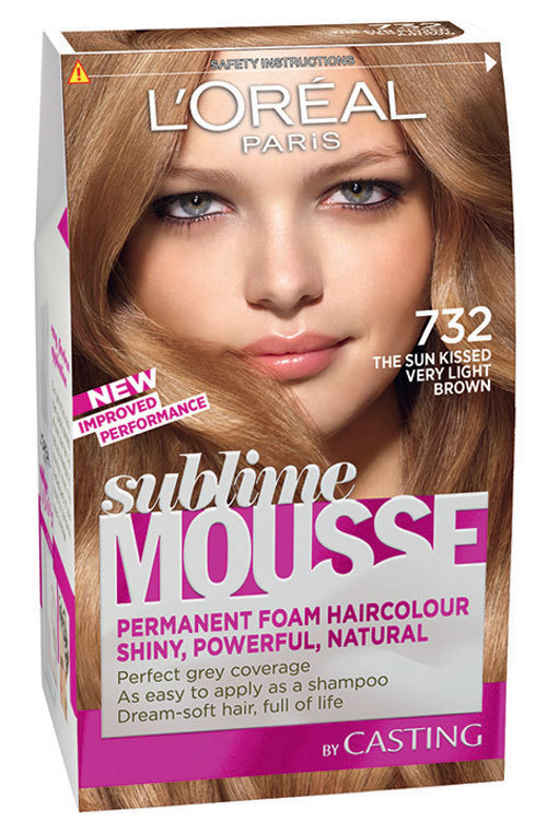 O culoare superba cu sublime mousse by casting loreal paris o culoare superba cu sublime mousse by casting loreal paris altavistaventures Choice Image