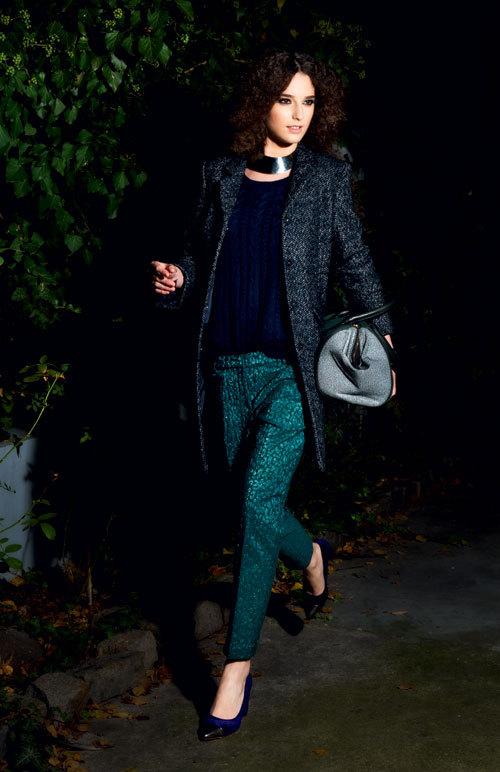 Editorial fashion: Nopti albe