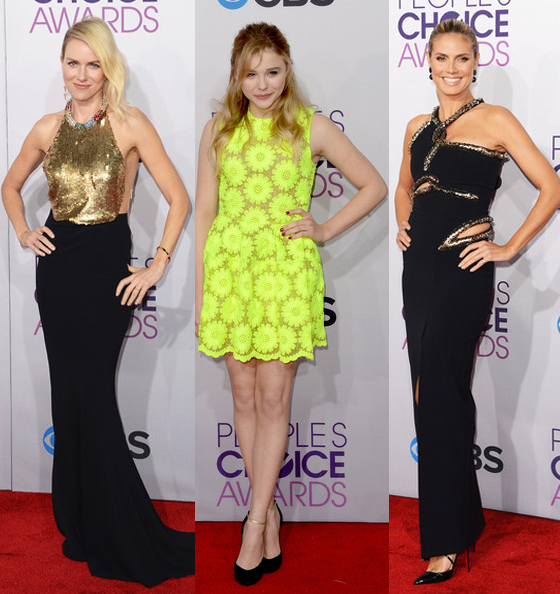People's Choice Awards 2013 – galerie foto