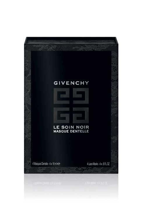 Masca de fata Le Soin Noir Masque Dentelle, Givenchy