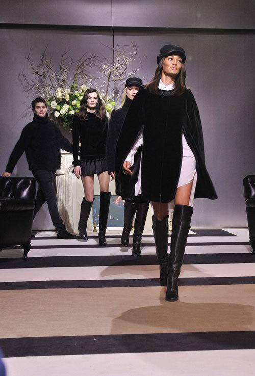 Colectia toamna 2013 H&M, prezentata la Saptamana modei de la Paris