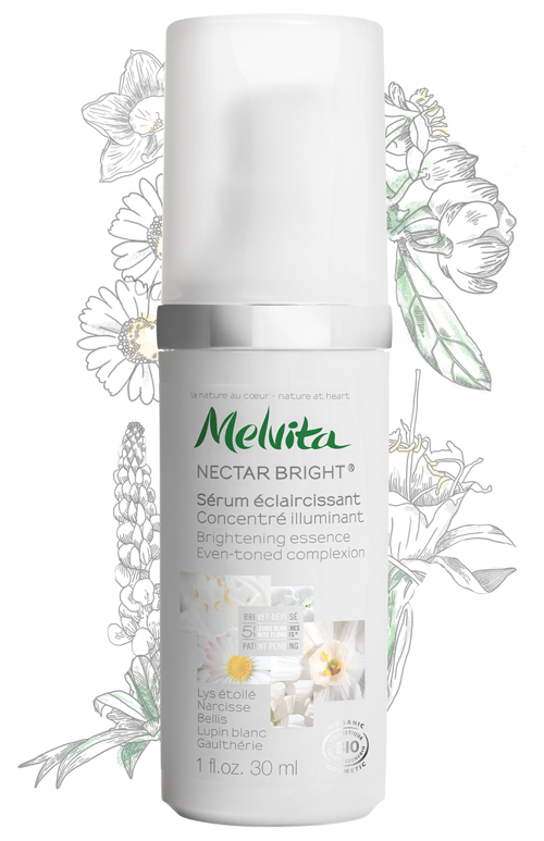 Melvita Nectar Bright, tratamentul suprem pentru un ten luminos