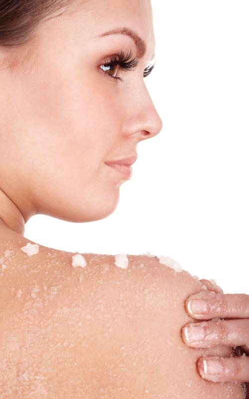 Efectele spectaculoase ale tratamentelor cu sare