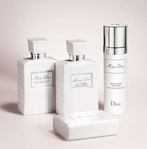 Miss Dior Eau de Toilette, Dior, parfumul iubirii