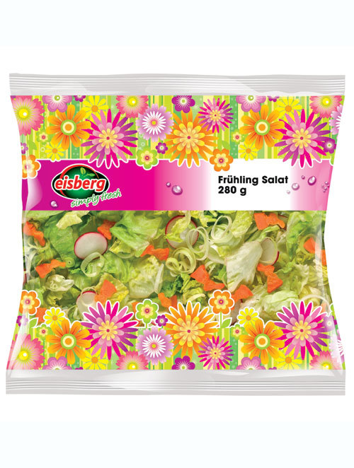 Narcisa, o noua salata Eisberg